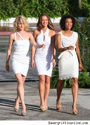 'Charlie's Angels' cast