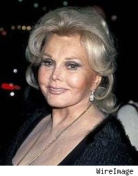 Zsa Zsa Gabor Rushed Back to the Hospital