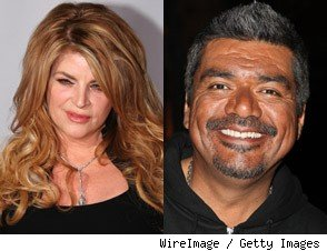 George Lopez Compares Kirstie Alley to a Pig