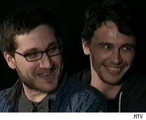Video: James Franco Makes Friends By Humping