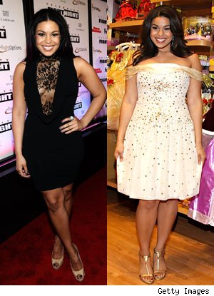 Photo: Jordin Sparks' Incredible Shrinking Figure