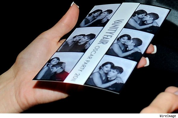 Justin Bieber and Selena Gomes Photo Booth Pics