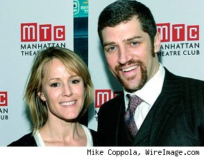 Mary Stuart Masterson and Jeremy Davidson