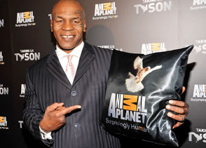 Mike Tyson Animal Planet