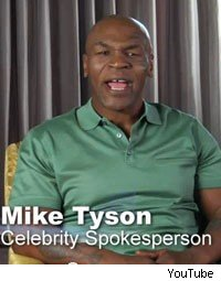 Video: Mike Tyson Takes His Anger Out on 'Angry Birds' 'id=
