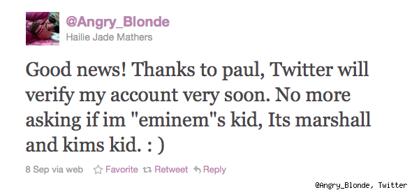 eminem and hailie jade 2010. eminem and hailie jade 2010. @Angry_Blonde is not Eminem#39;s; @Angry_Blonde is not Eminem#39;s. iTravis. Apr 22, 05:52 PM