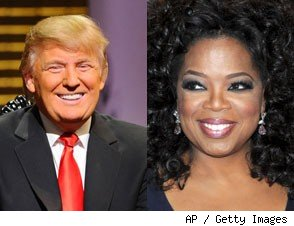 Oprah Winfrey Wants to End Reign With Donald Trump Makeover