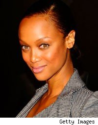 Tyra Banks is a Student at Harvard Business School