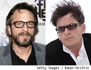 marc maron charlie sheen tour
