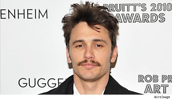 professor james franco video