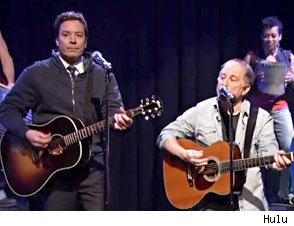 jimmy fallon paul simon