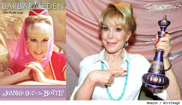 Barbara Eden