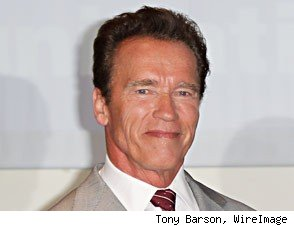 Arnold Schwarzenegger in Talks For First Post Governator Action Role