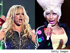 Nicki Minaj in Talks to Join Britney Spears on Tour