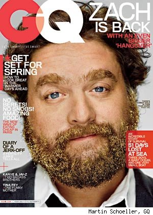 zach galifianakis GQ