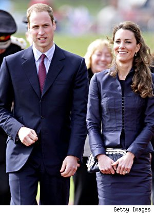 William and Kate Invite Ex-Flames to Royal Wedding
