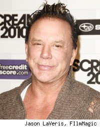 Mickey Rourke Apologizes for Dissing Megan Fox, New Flick