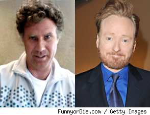 Will Ferrell to Shave Conan O'Brien's 'Rusty' Beard