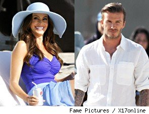 Sofia Vergara Gets Twitter Tricky with David Beckham in Pepsi Commercial