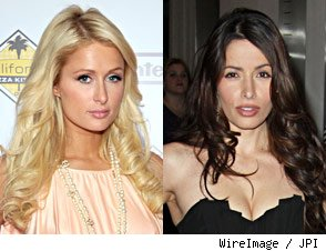 'Worst Driver Ever' Paris Hilton Nearly Runs Down Sarah Shahi