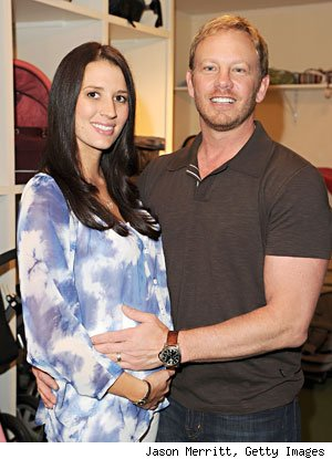 '90210' Star Ian Ziering and Wife Welcome Baby Girl'