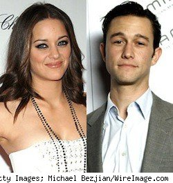 Marion Cotillard and Joseph Gordon-Levitt