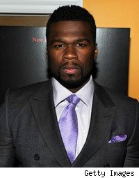 50 Cent Launches Comedy Site