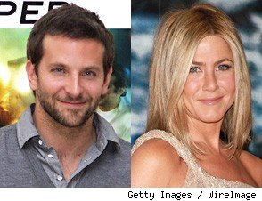 Bradley Cooper and Jennifer Aniston
