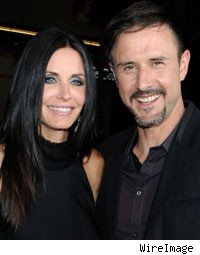 Courteney Cox: David Arquette Can't Be Around Me Without 'Getting a Boner'