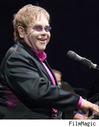Elton John Tells Kings of Leon: 'Lighten Up, You A**holes'