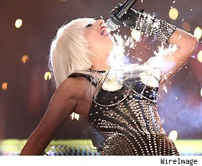 lady gaga muchmusic awards