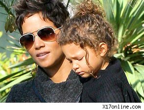 Halle Berry Actress Halle Berry has never talked about her custody battle ...