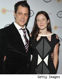 Johnny Knoxville and Wife Naomi Expecting Baby