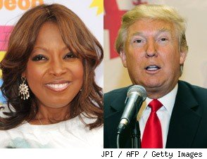 Star Jones on Trump's Presidency: 'He Should Stay in His Lane'