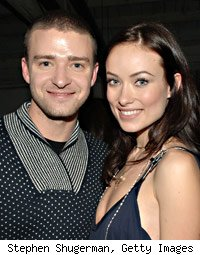 Justin Timberlake and Olivia Wilde Are Just Friends