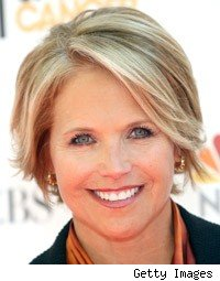 Katie Couric Announces Departure from 'CBS Evening News'