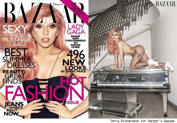 Lady Gaga Compares Hollywood to Kegel Exercise
