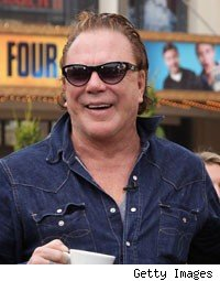 Mickey Rourke Slams His Films and Megan Fox