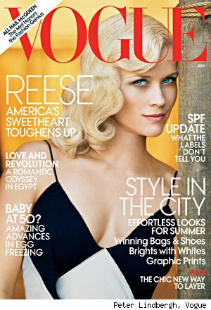 Reese Witherspoon Tells Vogue, 'I Don't Wake Up to Make Movies'