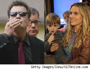 charlie sheen custody battle