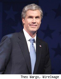 will ferrell george bush bin laden
