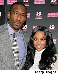 ciara and amar'e stoudemire