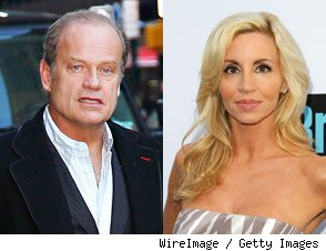 Kelsey Grammer Camille Grammer Custody Battle