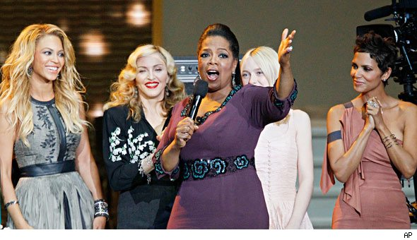 Oprah Winfrey Final Taping
