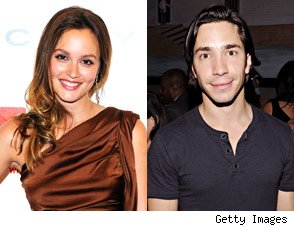 Leighton Meester Justin Long New Couple