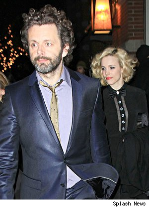 Rachel McAdams and Michael Sheen Confirm Relationship