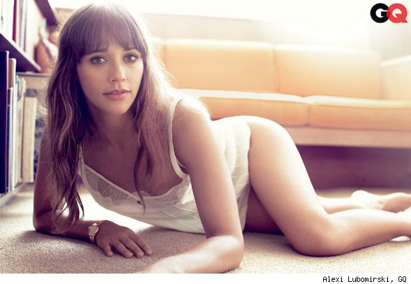 rashida jones GQ