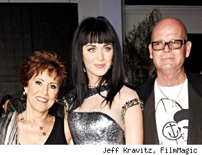 Katy Perry mom memoir