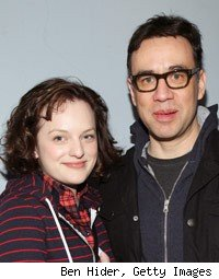 Fred Armisen and Elisabeth Moss Officially Divorced