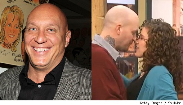 Steve Wilkos Father and Daughter